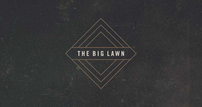 The Big Lawn, Dunedin Music, Header